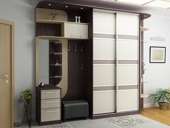 мебель в прихожую дизайн фото